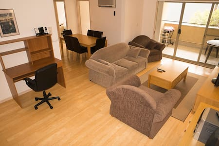 Fully self contained city 2 bedroom - Daire