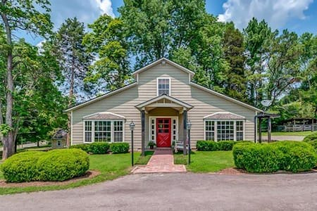 Peaceful country retreat near Leiper's Fork - Franklin