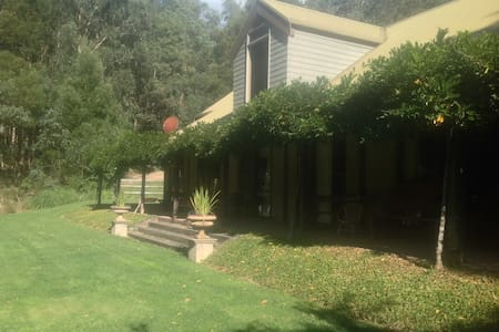 Green on green - Noojee