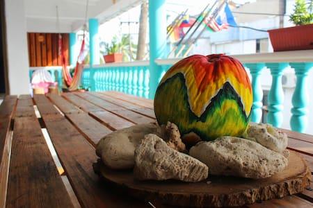 Karibbik Haus Hostel Superior Suite - Szoba reggelivel