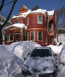 Award-winning Victorian in Union Square - Room 1 - Somerville - House