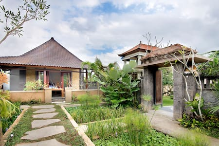 #6 NEW 1BR Cottage w/Ricefield view - Tegallalang - Villa