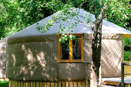 La Yourte des Cessenades - Saint-Frézal-de-Ventalon - Yurt