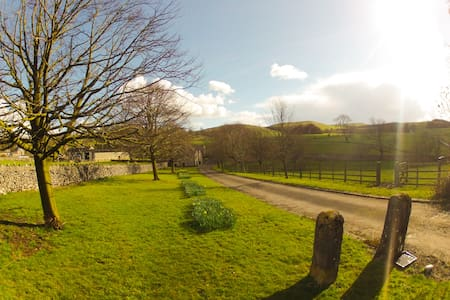 Peaceful Family Apartment in Rural Peak District - Derbyshire - Apartament