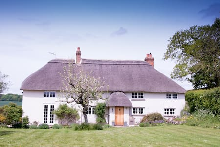 Thatched Cottage B&B suite - Inap sarapan