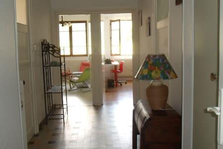 T3 confortable dans villa 2eme etage - Voiron