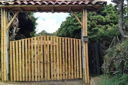 HERMOSA CASA DE CAMPO, AIRE PURO - Santa Elena