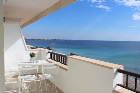 Lovely apparment,first sea line - Pilar de la Horadada - Appartement