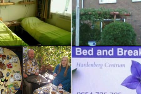Bed and Breakfast Hardenberg Centrum - Bed & Breakfast