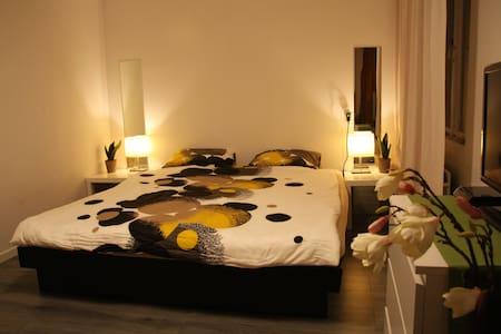 Big bedroom, 1 or 2 persons, short or long stay - Eindhoven