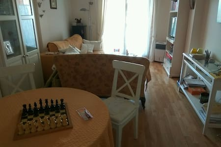CALM Private room,2 good beds.All what you need :) - Vilagarcía de Arousa - Apartamento