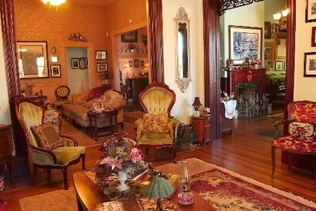 Charming Victorian w/ private bath - Auburn - Bed & Breakfast