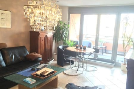 Cozy 56qm  Apartment 15 Min to Citycenter - Appartement