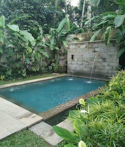 Klusa meet Tjampuhan Pool Villa - Payangan