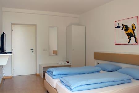 Großes Zimmer im Zentrum von Meran - Merano