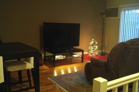 Furnished room - NYC (35 mins) - Parsippany-Troy Hills - Appartement