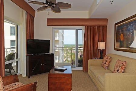 Luau II 6922/6924 - 9th floor - 2BR 2BA - Sleeps 7 - Miramar Beach - Társasház