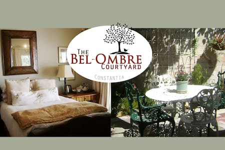 The Bel Ombre Courtyard - Kaapstad - Pension