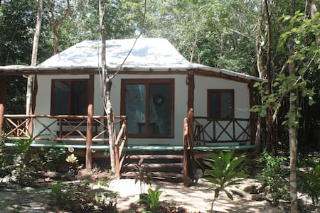 Peaceful and relaxing bungalow in the jungle - Bungalow