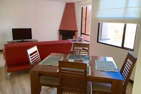 El mejor apartamento en la mejor ubicación - Bogotá - Apartment