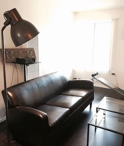 Cozy 1b1b Apt 2mins WALK to Downtown - Pleasant Hill - Lakás