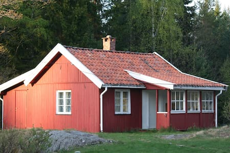 Small house on a  farm - Huis
