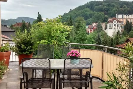 Kaiserblick über Bad Kissingen - Bad Kissingen - Apartamento