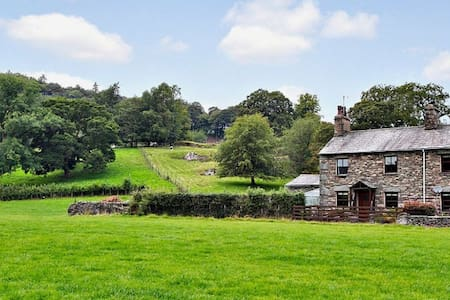 TANNER CROFT COTTAGE, Grasmere - Casa