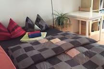 Gemütliche 1-Zimmer-Wohnung mit Ostbalkon