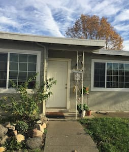 Home sweet home! - Petaluma
