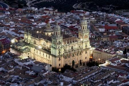 Habitación en el centro de Jaén - Jaén - Lägenhet