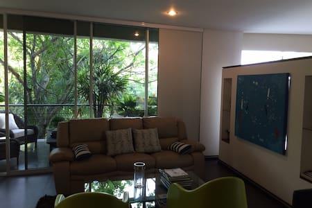 Modern Park View Loft - Lägenhet