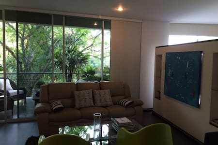 Modern Park View Loft - Cali - Appartamento
