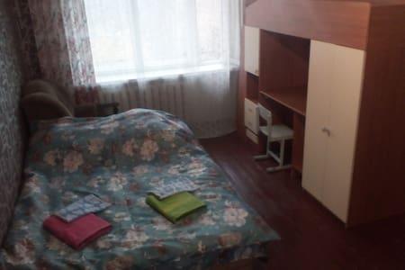 Однокомнатная квартира в доме гостиничного типа - Byt
