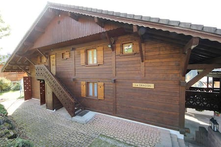 Chalet Le Dragon B&B Ensuite 1 - Bed & Breakfast
