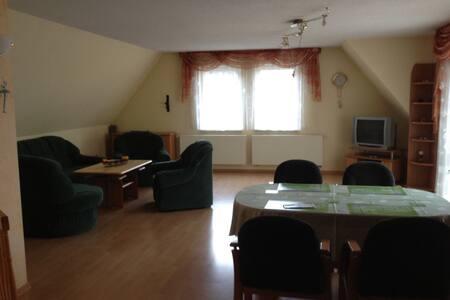 Ferienwohnung in der Stadtmitte - Apartment