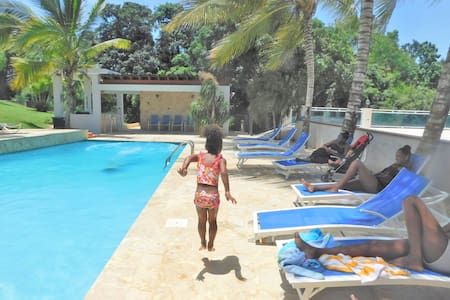 VB Apt#5 - Pool & Hot Tub - Aguadilla