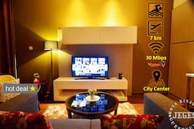 Picture of Cozy SOHO Suite with WIFI @ City Center/Imago Mall