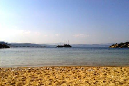 3 BD, Maisonette, Sea view in Ormos Panagias - Ormos Panagias - House