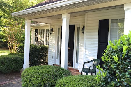 3166: 3BR/2BA Ingleside Woods - Macon - House