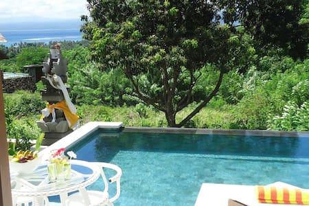 Villa Nusa Kecil -Private home pool - Lembongan island