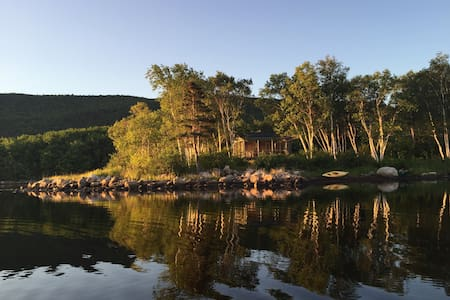 Delightful Waterfront Cottage - Dingwall - Huis