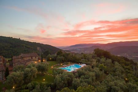 Villa dell'Angelo - Monsummano Terme - Villa