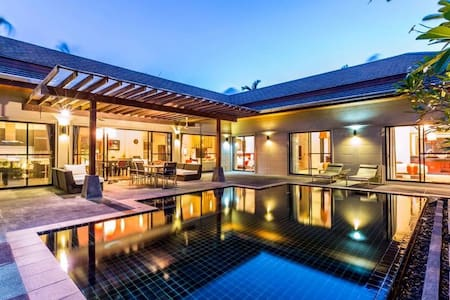 Amazing  private pool villa - Chalong