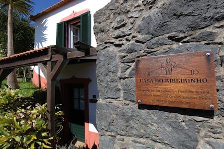 Casa do Ribeirinho Double Room - Haus