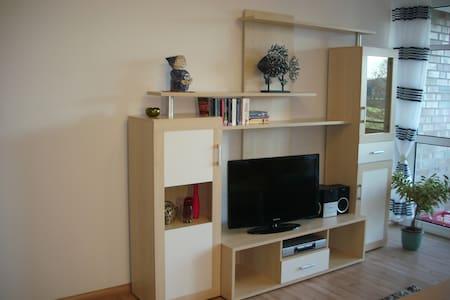 55m² Apartment am Wasser Nähe Uni und Altstadt - Greifswald