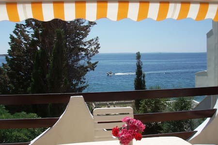 Apartmani ARBAN Mandre- with nice terrace and view - Mandre - Apartment