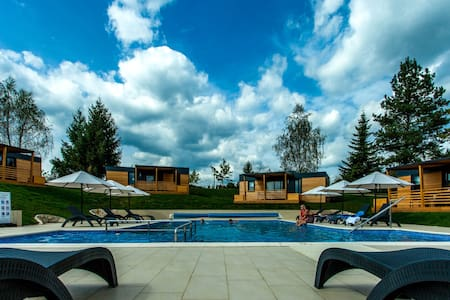 Resort Turist Grabovac - Mobile Home - Grabovac