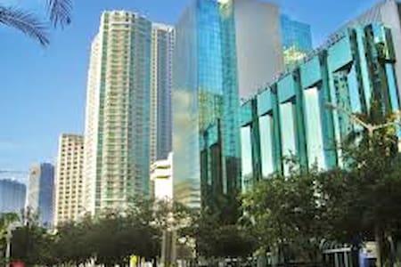 Private room Miami Brickell, amazing views! - Miami - Appartement