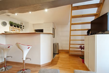 Vitré Rachapt Appart 2 Duplex - Wohnung